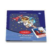 Tommy in Cosmos. Colectia Povesti cu Tommy (Puzzle din abtibilduri)