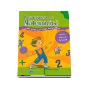 Prima mea poveste despre matematica. Caiet pentru activitati matematice - Grupa mijlocie 4-5 ani