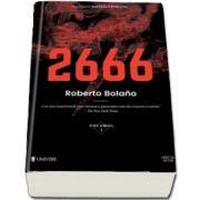 2666 de Roberto Bolano (3 volume)