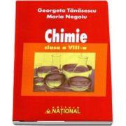 Chimie pentru clasa a VIII-a de Georgeta Tanasescu