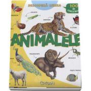 Descopera lumea - Animalele (100 de ferestruici)