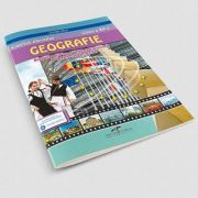Geografie, caietul elevului pentru clasa a XII-a Romania. Europa - Uniunea Europeana - Probleme fundamentale de Dumitru Rus