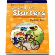 Get ready for... Starters Students Book - 2nd Edition (Updated for 2018) de Petrina Cliff