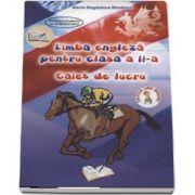 Limba engleza pentru clasa a II-a. Caiet de lucru de Maria-Magdalena Nicolescu (Colectia limbi moderne)