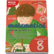 Ion Tudor - Matematica 2000. Algebra, geometrie. Caiet de lucru, pentru clasa a VIII-a. Semestrul al II-lea (Initiere, ameliorare si dezvoltare)