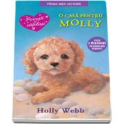 O casa pentru Molly de Holly Webb