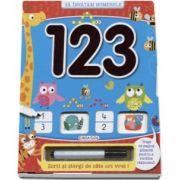Sa invatam numerele 123