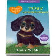 Toby, catelusul pierdut de Holly Webb