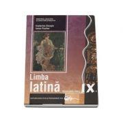Limba latina, manual pentru clasa a IX-a (Ecaterina Giurgiu)