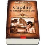 Capitan la cincisprezece ani de Jules Verne - Colectia de aventuri