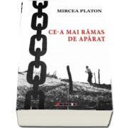 Ce-a mai ramas de aparat de Mircea Platon