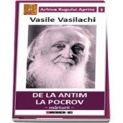 De la Antim la Pocrov de Vasile Vasilachi