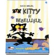 Kitty si bebelusul de Nick Bruel (Colectia KITTY)