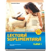 Lectura suplimentara pentru clasa I. Caiet de munca independenta - Texte literare si aplicatii - Aprobat M. E. N. 2018 - (Alexandra Manea)
