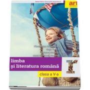 Limba si literatura romana, manual pentru clasa a V-a