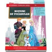 Disney, Academia copiilor isteti. Primele notiuni de vocabular - Jocuri interactive, diploma finala