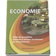 Bac Economie - Ghid de pregatire intensiva pentru examentul de bacalaureat - autori: Floriana Pana is Ida Mihaela Sibana