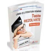 Bacalaureat 2018, limba si literatura romana - PROFIL REAL - teste rezolvate - profesor Cristina Simona Scurtu