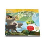 Cartea Junglei. Aventurle lui Mowgli. Citesc si ma joc - Editie ilustrata
