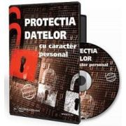 Justinian Cucu - CD Protectia Datelor cu Caracter Personal (format CD)