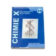 Chimie manual pentru clasa a X-a - Elena Alexandrescu