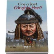 Nico Medina, Cine a fost Ginghis Han? - Ilustratii de Andrew Thomson