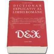 Dictionar explicativ al limbii romane. DEX de Lucian Pricop