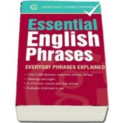 Essential English Phrases. Everyday Phrases Explained de Betty Kirkpatrick (Websters Word Power)
