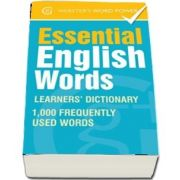 Essential English Words. Learners Dictionary de Morven Dooner (Websters Word Power)