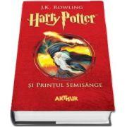 Harry Potter si Printul Semisange - Volumul VI de J. K. Rowling - Editie 2018