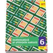 Matematica si Stiintele naturii - Pregatire intensiva pentru clasa a VI-a - Evaluare Nationala de Eduard Dancila