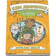 Mitologia greaca de Ken Jennings