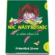 Nic Nastrusnic si Zana Maseluta de Francesca Simon (Editie Paperback, Colectia Funny Green)