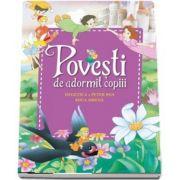Povesti de adormit copiii. Degetica, Peter Pan, Mica sirena de Editie ilustrata