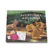 Regele Leu. Aventurile lui Simba. Citesc si ma joc - Editie ilustrata - Colectia Disney