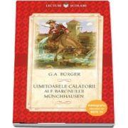 Uimitoarele calatori ale Baronului Munchhausen de G. A. Burger - Colectia, Bibliografia elevului de nota 10