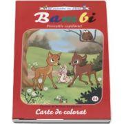 Bambi - Povestile copilariei - Carte de colorat