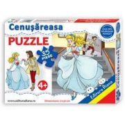 Cenusareasa, puzzle cu 35 piese