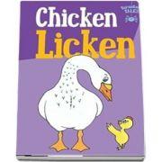 Chicken Licken de Tarantula Tales (Editie in limba engleza)