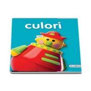 Culori - carte cu pagini cartonate si imagini (Format: 13x13)