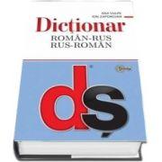 Dictionar Roman-Rus si Rus-Roman de Ana Vulpe (Editie Hardcover)