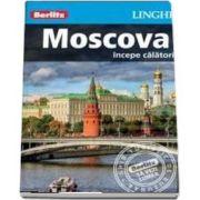 Ghid turistic Berlitz - Orasul Moscova - Colectia Incepe calatoria