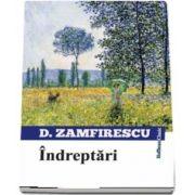 Indreptari de Duiliu Zamfirescu - Colectia Hoffman clasic