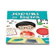 Jocuri de logica - verde (carte cu imagini)