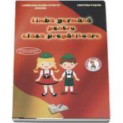 Limba Germana, pentru clasa Pregatitoare de Loredana Elena si Istrate Anghel