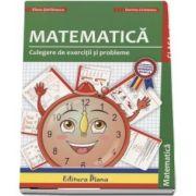Matematica si explorarea mediului - Culegere de exercitii si probleme ilustrate pentru clasa IV de Elena Stefanescu