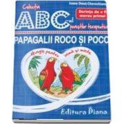 Papagalii Roco si Poco - Dorinta de a fi mereu primul - Colectia ABC-ul povestilor terapeutice (Ioana Omut Cherechianu)