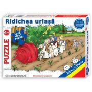 Puzzle - Ridichea uriasa - Contine 35 piese