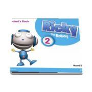 Ricky The Robot 2. Students Book de Simmons Naomi