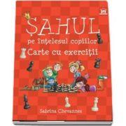 Sahul pe intelesul copiilor - Carte cu exercitii de Sabrina Chevannes